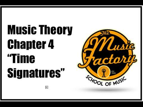 Beginner Music Theory #4