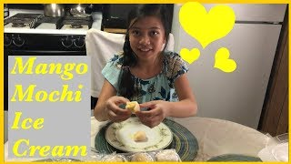 Mango mochi ice cream recipe
