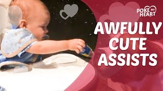 Awfully Cute Assists | Poke My Heart