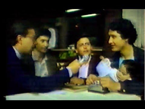 """Grupo QUILLAY - Programa """"LOS VIAJES Y LA GENTE"""" - TV Canal 5 SODRE - Uruguay (1990)"""