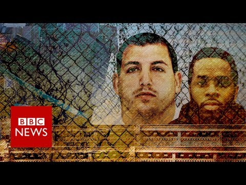 How police terrorised Baltimore for years – BBC News