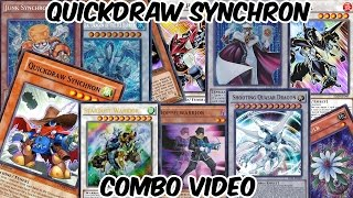 Quickdraw Synchron Combo Video - September 2015 - POST STRUCTURE DECK!
