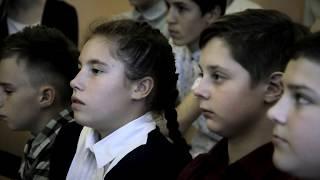 Передвижная выставка в школе имени Конева в Мермеринах
