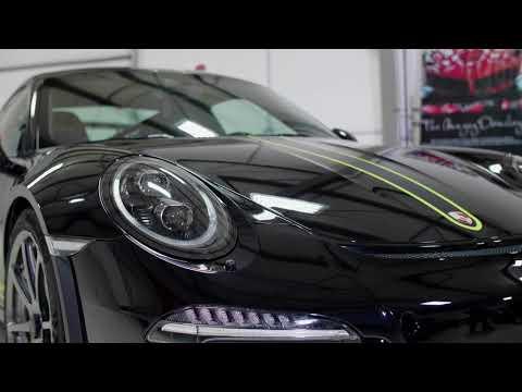Porsche 911 GT3 RS - Walk around by ESOTERIC!