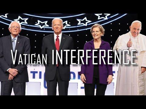 TRUMP 2020: Will the Vatican Interfere?