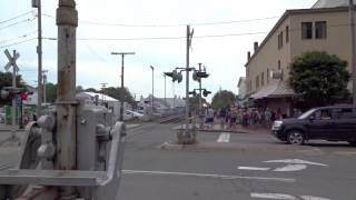 Amtrak Downeaster At Old Orchard Beach