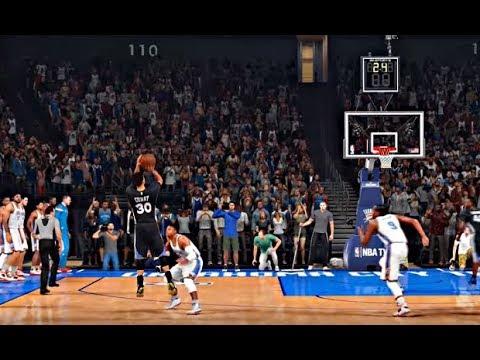 NBA 2K18 - Crazy game winning shots compilation