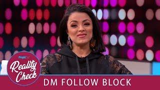 Shahs Of Sunset&#39s Golnesa &#39GG&#39 Gharachedaghi Plays DM, Follow, Block  PeopleTV