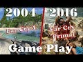 Far Cry History And Evolution (Far Cry 1 2004   Far Cry Primal 2016)