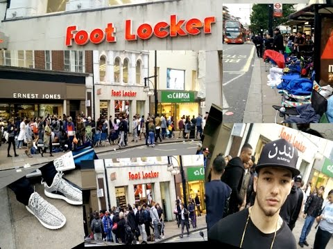 yeezy shoes in london