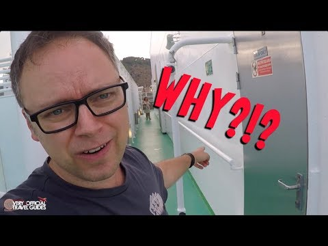 Cruise Ship Design Flaw - Norwegian EPIC