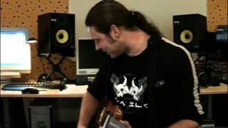 In the Studio with After Forever - Sander Gommans explains My Pledge for Allegiance - Part One