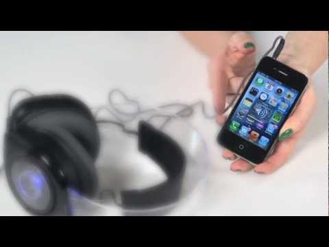 Afterglow Wireless Headset - Mobile Device Setup