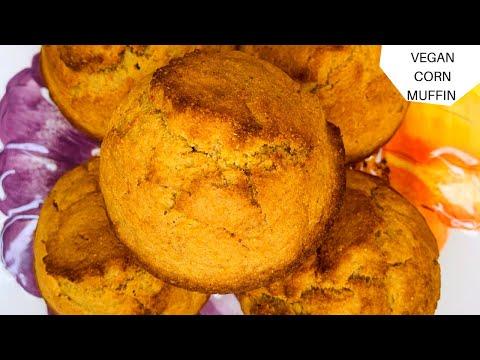 cornbread-muffins-recipe-|-corn-muffin-recipe