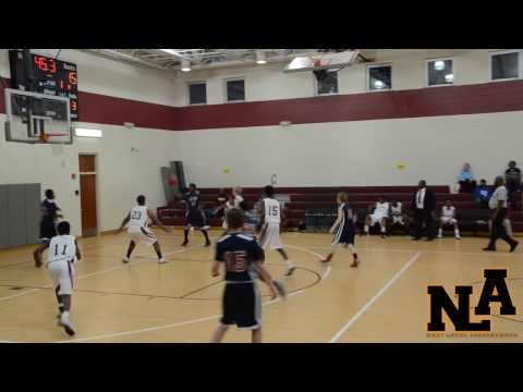Max Abbott vs Douglas Byrd Middle School Boys