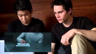 Maze Runner: The Scorch Trials - Cast Reaction Trailer
