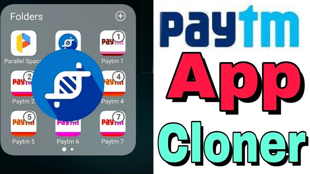 11 19 MB) App Cloner 2019 trick । How to clone paytm app