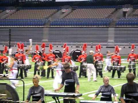 Colts 2009 Drum Break