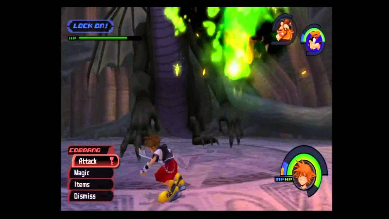 Kingdom Hearts Chain of Memories (GBA) Reverse/Rebirth