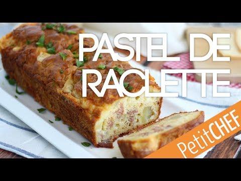 Pastel de queso raclette | Petitchef