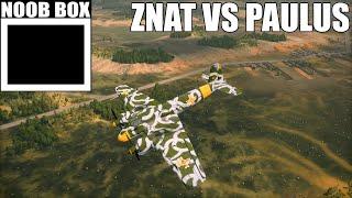 Znat vs vonPaulus - Terrible Divisions - Steel Division 2 Cast (With Khan)