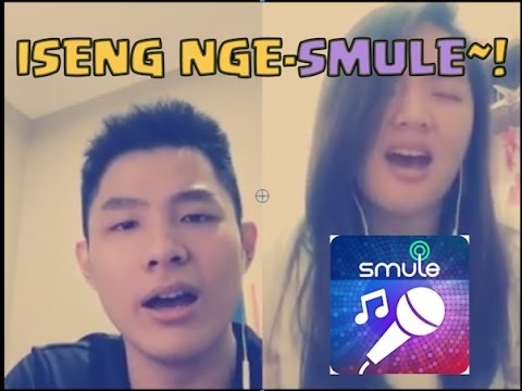 Smule For Fun! Jacky Cheung  - In Love with You!