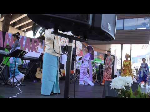 Burmese Food & Cultural Show 2014- Darling Harbour