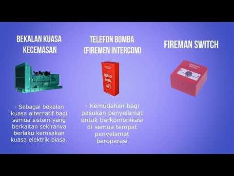 Kejuruteraan Bomba Malaysia (Engineering Seminar Assignment)
