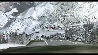 Most Extreme Airports - Courchevel FSX