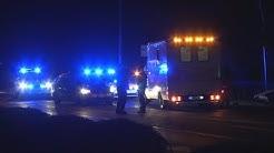 Fußgänger wird bei Kollision mit PKW getötet in Sankt Augustin am 18.12.2013 + O-Ton Pressesprecher