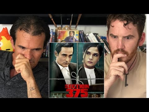 Section 375 Official Trailer REACTION! | Akshaye Khanna | Richa Chadha Mp3