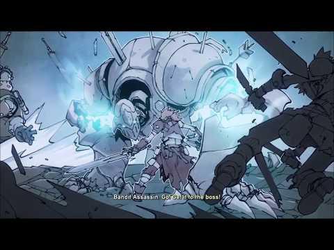 Battle Chasers: Nightwar - Blade Fiend |