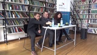Городской завтрак «Референдум в Македонии — изменит ли страна свое название?»