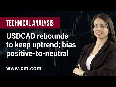 Technical Analysis: 03/05/2019 - USDCAD rebounds to keep uptrend; bias positive-to-neutral