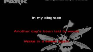 Give Up - Linkin Park (karaoke)