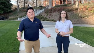 A Tour of the College of Engineering at Georgia Tech