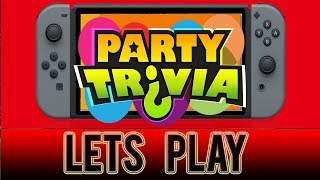 Party Trivia - Clever Clogs- Nintendo Switch