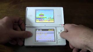 Play Sega Genesis Games on the Nintendo DS with jEnesisDS Emulator
