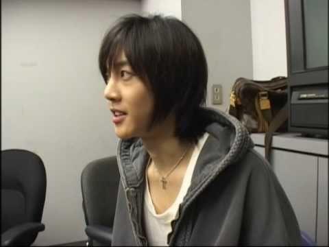 07' Kim hyun joong Interview