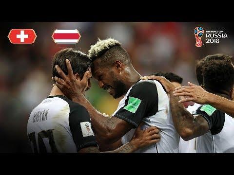 COSTA RICA Goal 2 - Switzerland v Costa Rica - MATCH 42