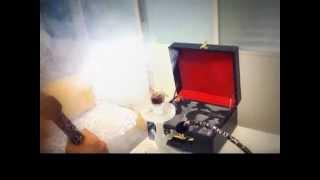 Видео обзор сборки/курения стеклянного кальяна Аль-Факир