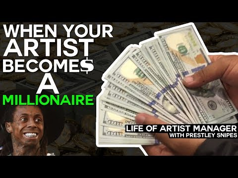 Life of Artist Manager: When Your Artist Becomes a Millionaire
