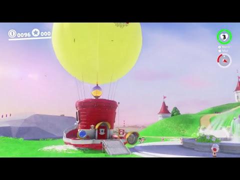 Super Mario Odyssey 15% Speedrun