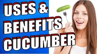 62 Amazing Cucumber Health Benefits, Beauty Uses & Life Hacks