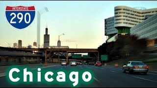 Gambar cover I-290 East to Chicago - Eisenhower Expy