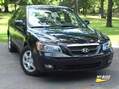 Review 2006 Hyundai Sonata Youtube