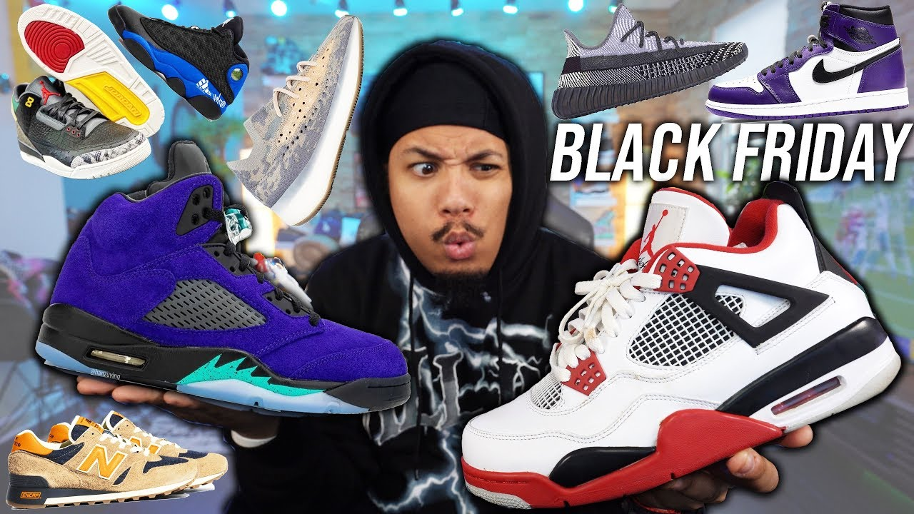 FIRE RED 4s RELEASING BLACK FRIDAY & MORE LEAKED SNEAKER RELEASES UPCOMING 2020 SNEAKER RELEASES