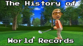 The History of Wii Sports Resort Golf World Records