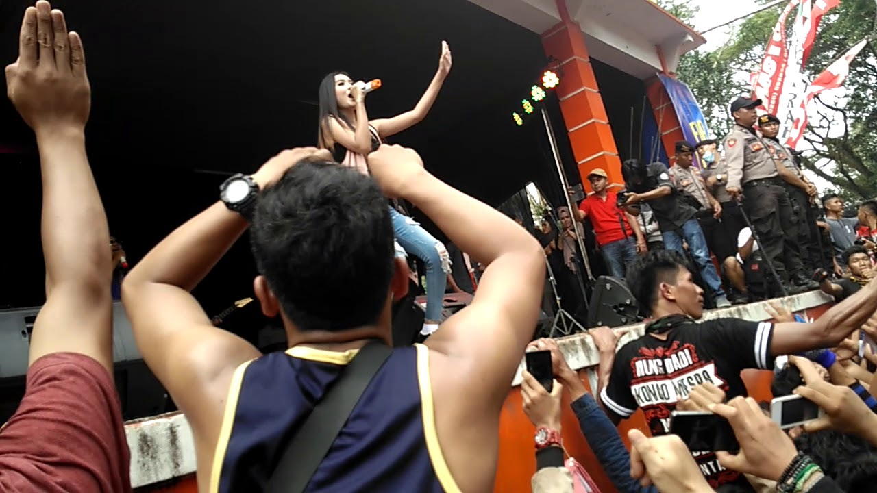 Download Nella kharisma ~ Ditinggal Rabi . Live Banjarnegara