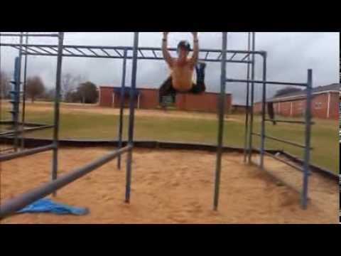 "Parkour/Freerunning- Gage ""Hollywood"" Barker Showreel 2013"